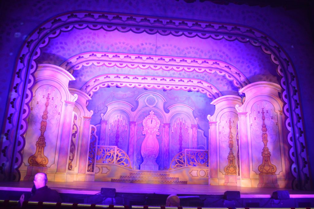DSH Cinderella set 2 Palace Ballroom - No Actors
