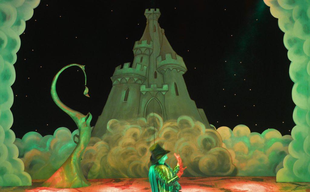 DSH Jack and the Beanstalk set 2 pantomime Cloudland