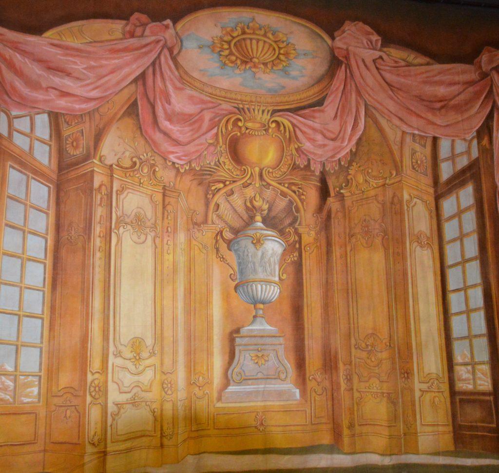 DSH Cinderella set 1 Palace reception room