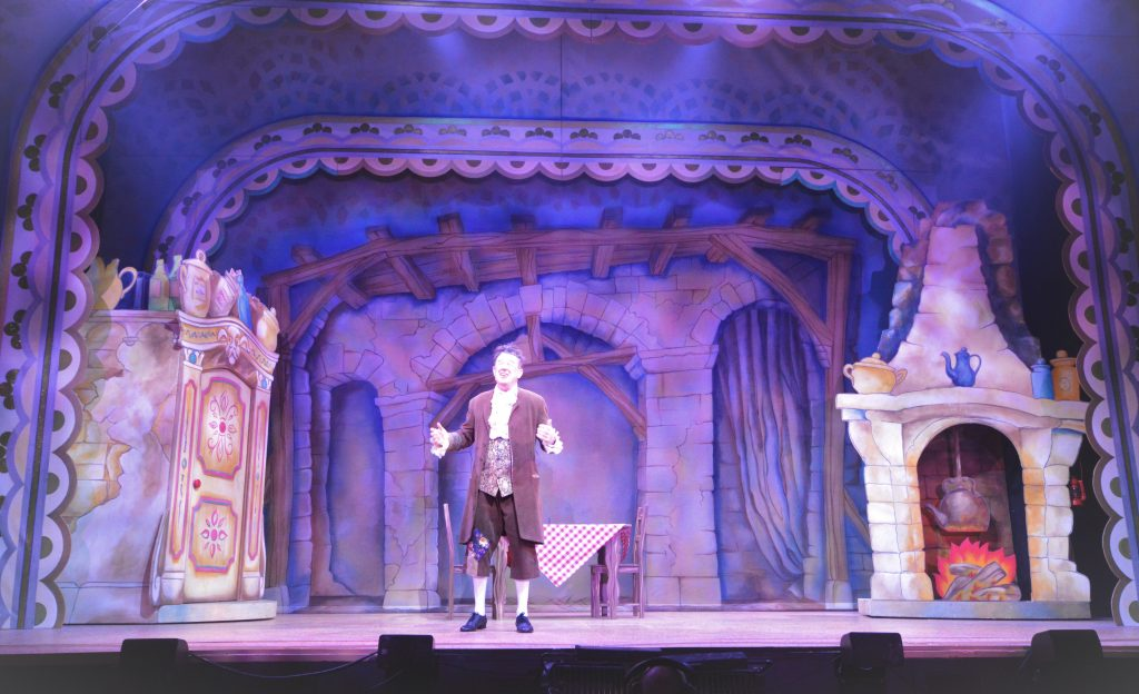 DSH Cinderella set 2 Hard up Hall Kitchen