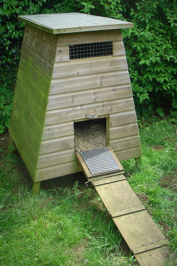 Small Hen House