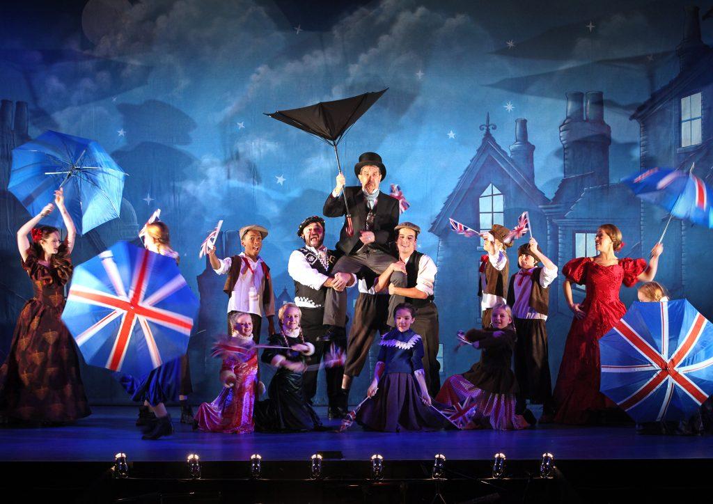 DSH Peter Pan pantomime London Rooftops - By Betina Skovbro Photography