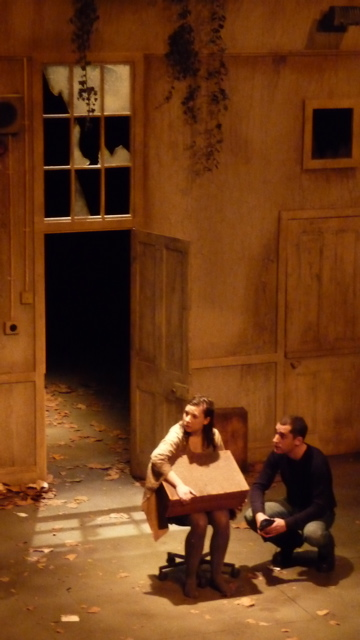 Twelfth Night designer Thomas Roger at Cambridge Arts Theatre