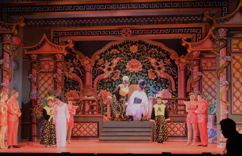 DSH Aladdin set 1 pantomime The Finale