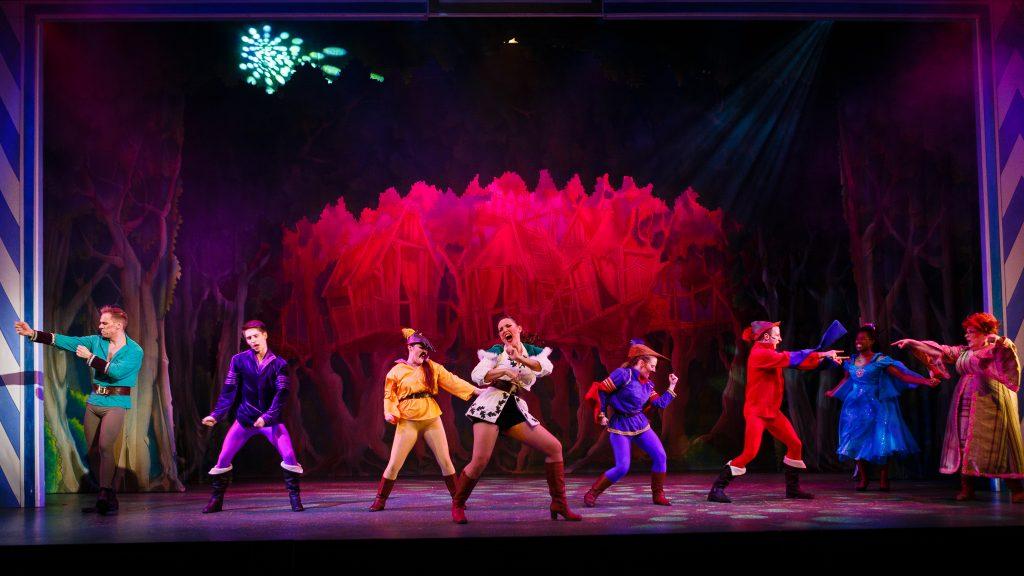 DSH Robin Hood Pantomime Robin Hood's Den - Steve Tanner