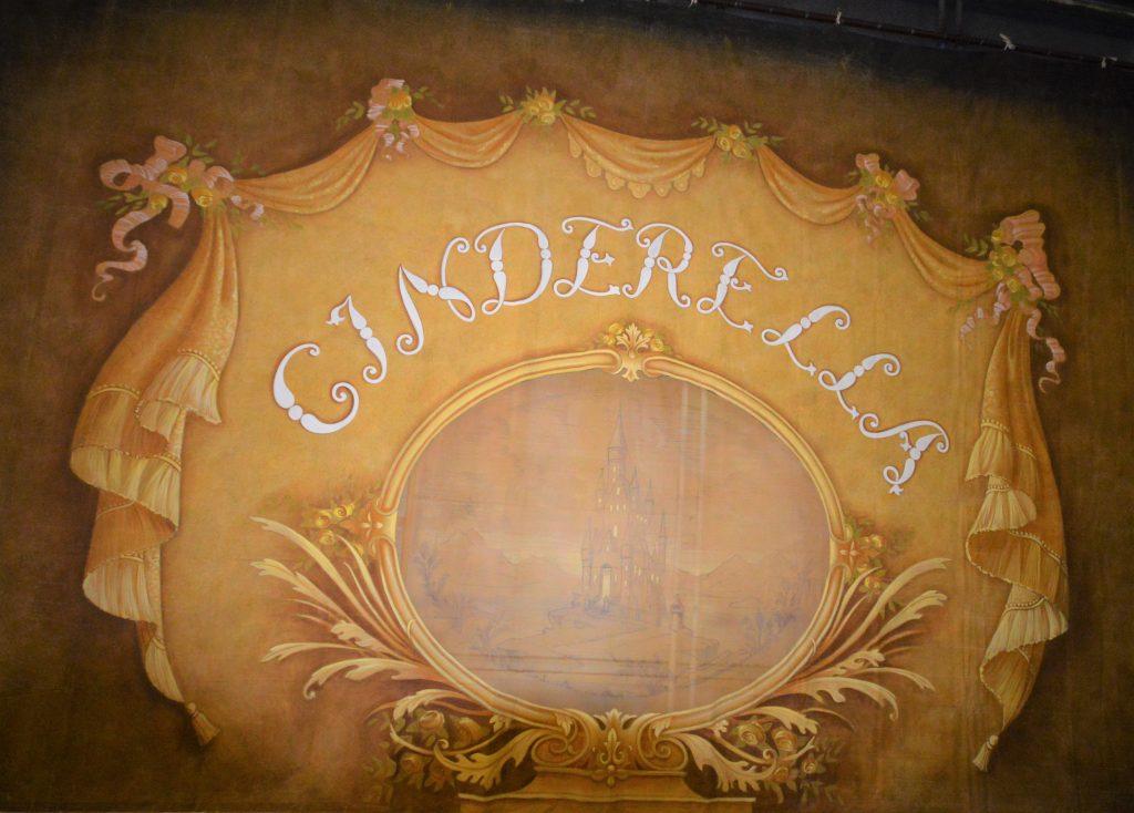 DSH Cinderella set 1 Show Cloth