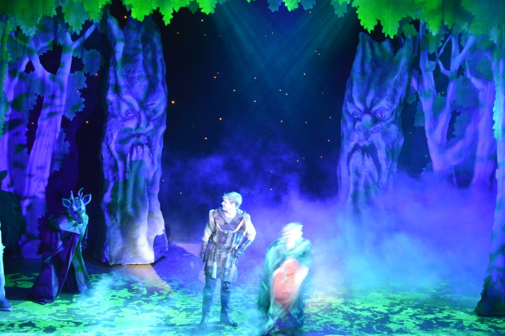 DSH Robin Hood Pantomime Talking Trees