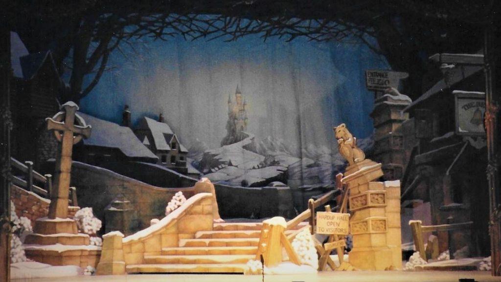 DSH Cinderella set 1 Village scene