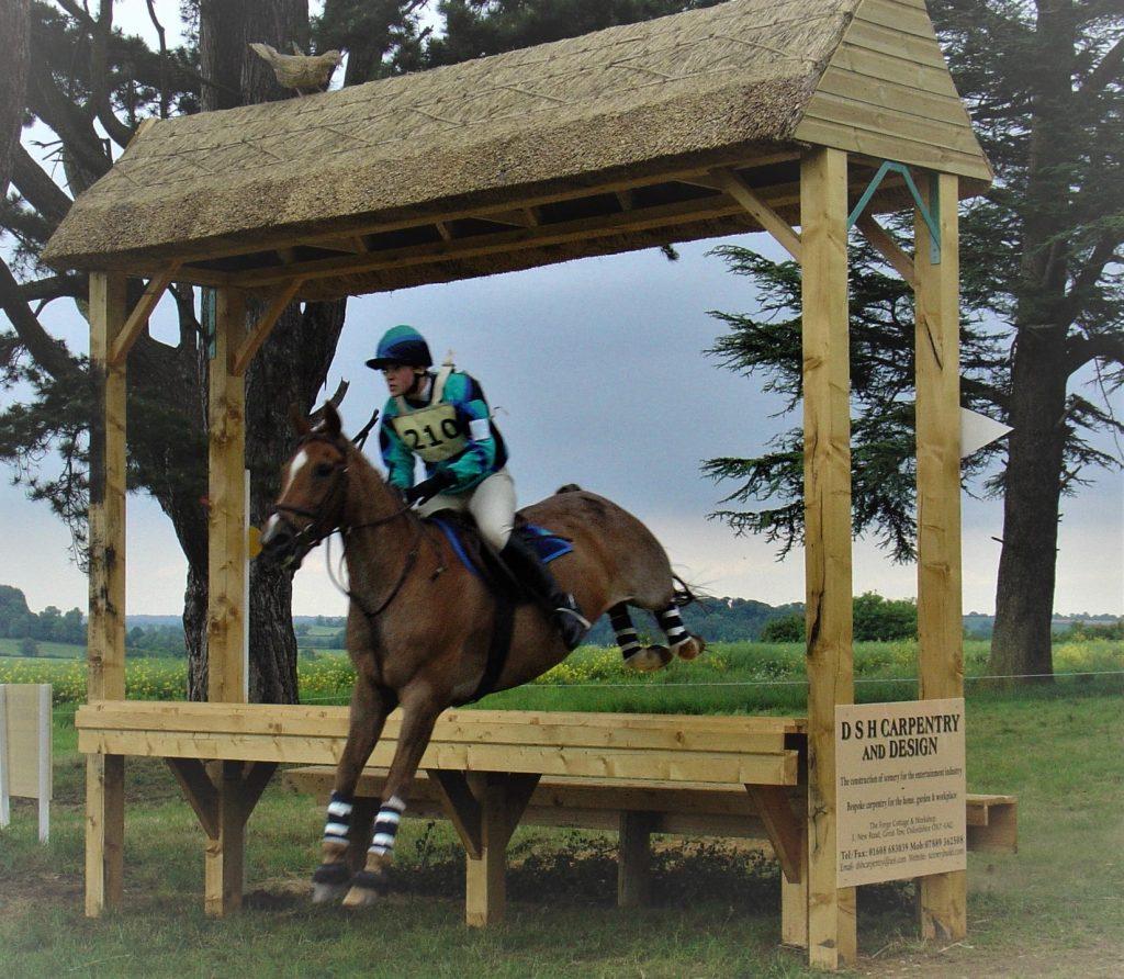 Horse Trials Jump