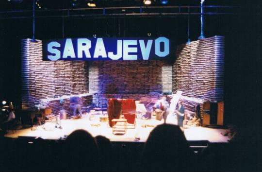 Sarajevo for the Operafactory